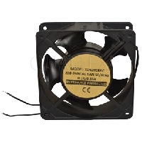 AXIAL FAN 120MMX120MMX38MM UNIVERSAL APPLICATIONS