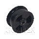 ELECTROLUX PULLEY  IDLER WHEEL LATE MODEL BLACK