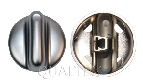 FISHER & PAYKEL KNOB SATIN CHROME *special order*
