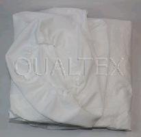 COT MATTRESS  DUST MITE BARRIER LINER ALL NATURAL