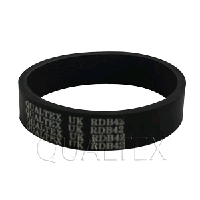 BELT KIRBY KNURLED PATTERN ON RUBBER(x1)