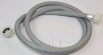 INLET HOSE  1.34m  GREY  FOR COLD WATER ELECTROLUX